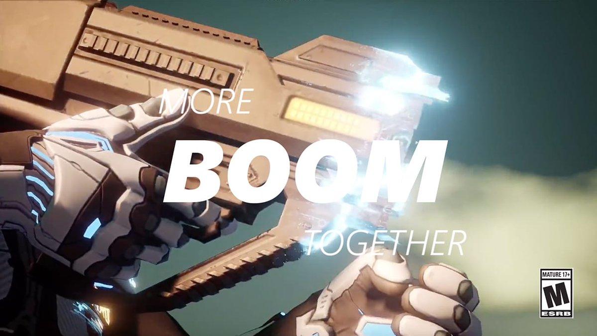 Smash through buildings, blast bridges into rubble, and STEP UP YOUR BOOM! https://xbx.lv/2BFikYX