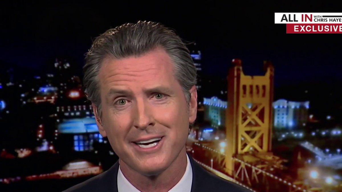 California Gov. Gavin Newsom endorses Kamala Harris for president