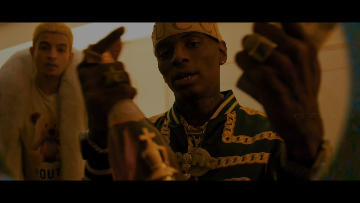 #CUTDATCHECK for @souljaboy!!! Word to his new video for the thumping single 🔊🔊  Watch: http://onsmash.com/s/ngk01