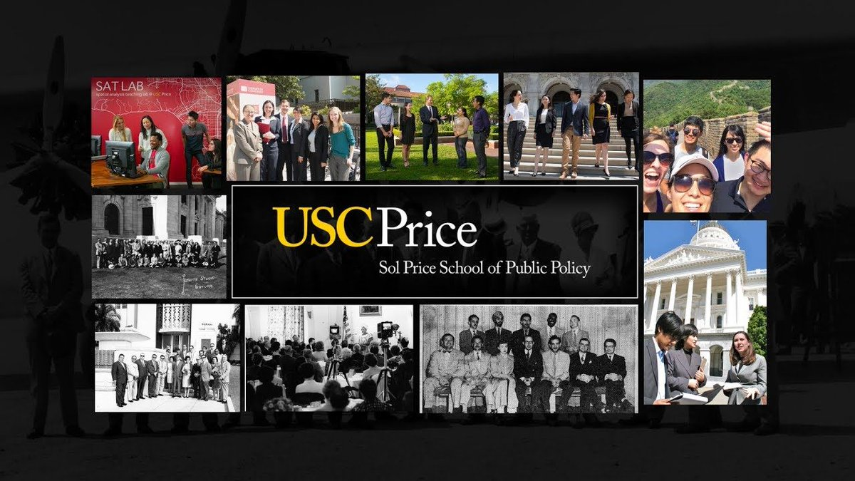 This year, @USCPrice celebrates its 90th Anniversary continuing its legacy of advancing civic engagement and public policy. I'm honored to be one of their alumni who are pioneers in their fields, promoting justice, and changing lives all around the world. https://buff.ly/2IefTSY
