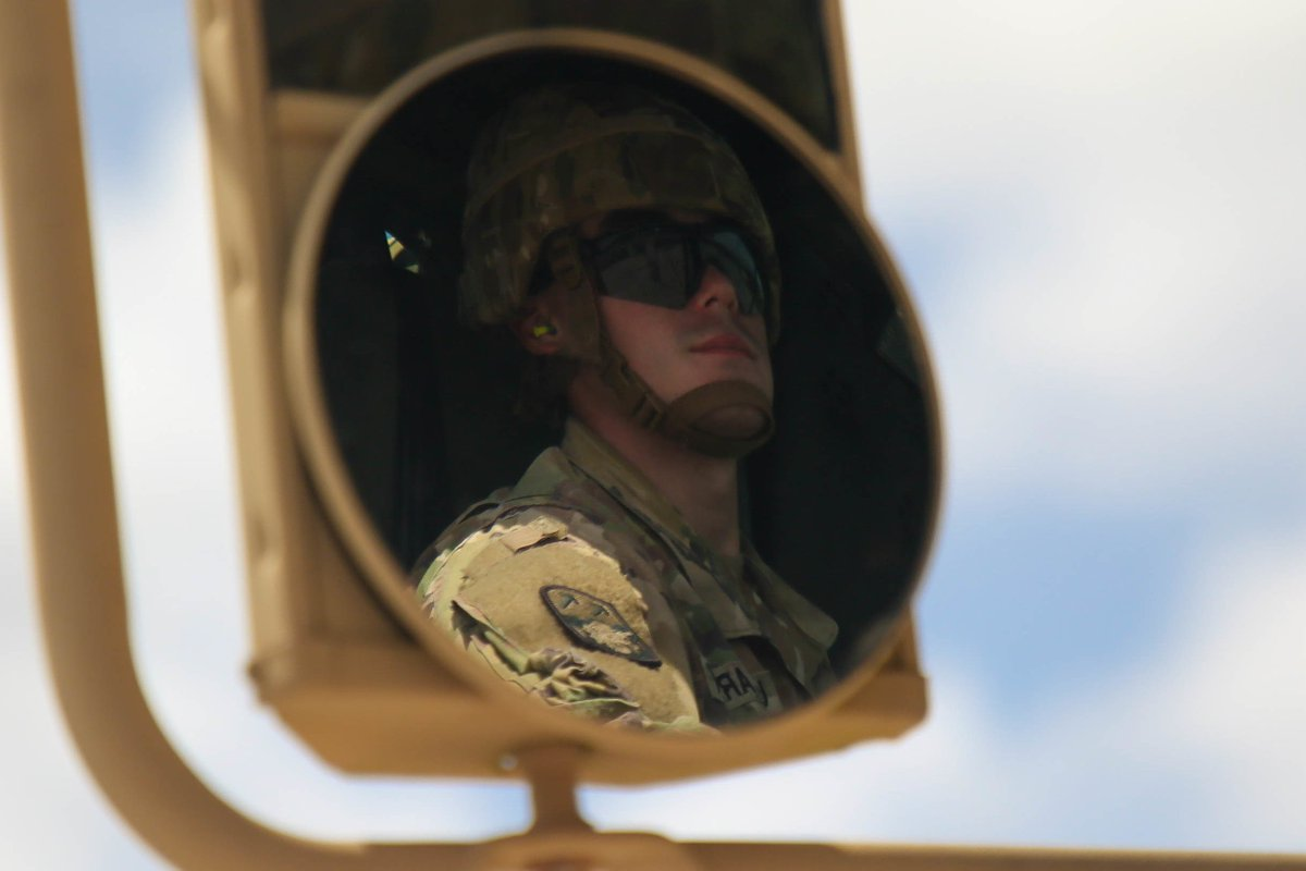 Reflecting on the week.  What are your plans for the weekend?  #FridayFeeling  #USArmy photo by Capt. Adan Cazarez