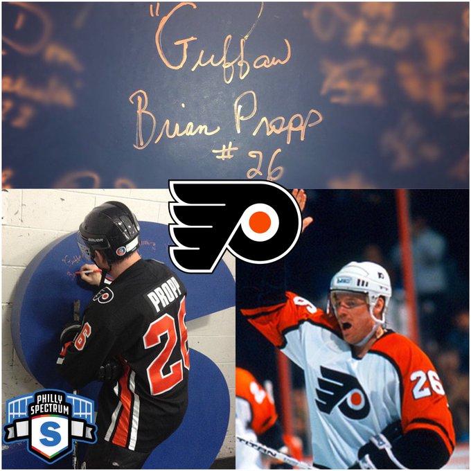 Happy Birthday to Hall of Famer, Brian Propp (
