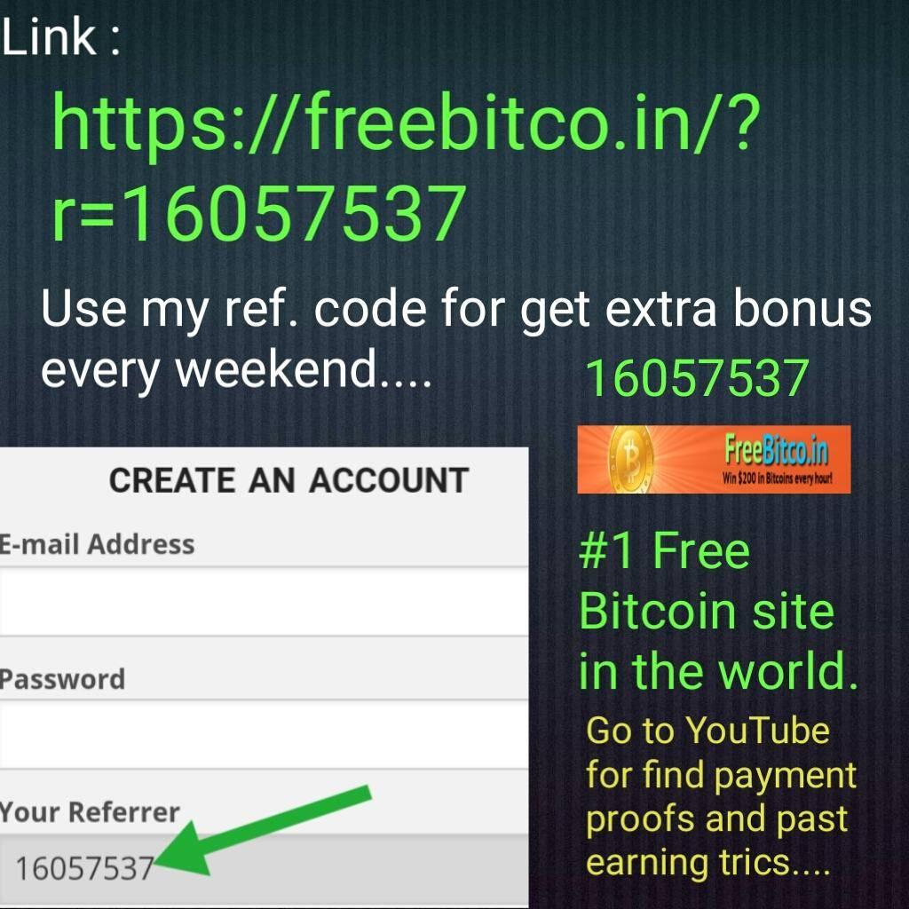 FreeBitco in on Twitter: