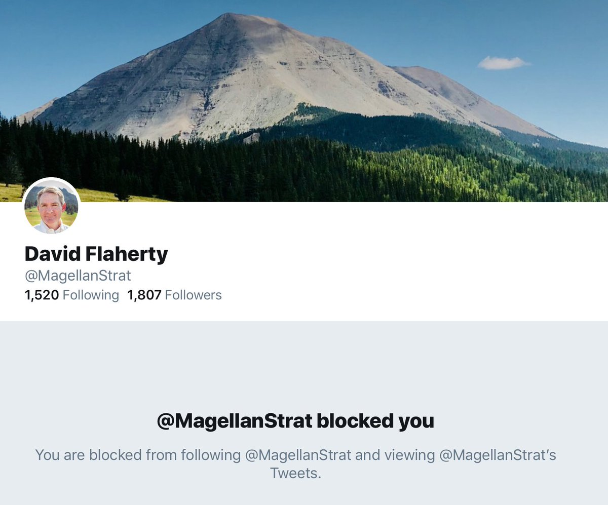 Hey @MagellanStrat. If you can't defend your own survey with facts do you think blocking me is the best way to convince anyone your survey isn't anything but partisan crap?   Hey followers, please retweet this so partisan survey guy will see it since I'm blocked. Thanks.