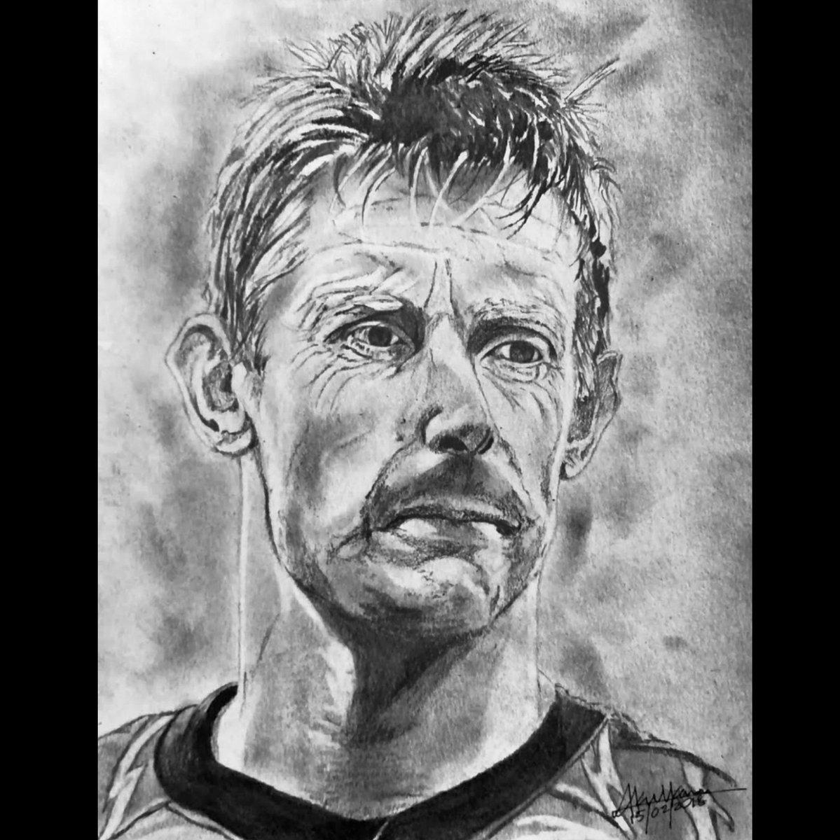 Made a new sketch of @vdsar1970 @vdsar1970 @vdsar1970 @vdsar1970 @ManUtd @ManUtd @ManUtd #MUFC #ManchesterUnited #vandersar #edwinvandersar #reddevils #Manchester #oldtrafford #PremierLeague #plfanzone