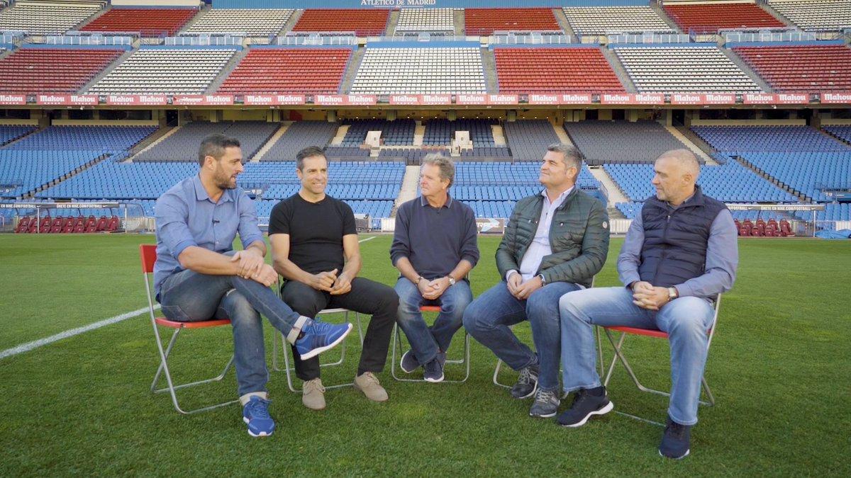 """Mañana en La 2 estrenamos a las 13:20h un documental sobre el estadio Vicente Calderón que fue sede del @Atleti y que te emocionará:  """"Un césped de cien años'.  También en http://rtve.es a la misma hora y después, #AlaCarta"""