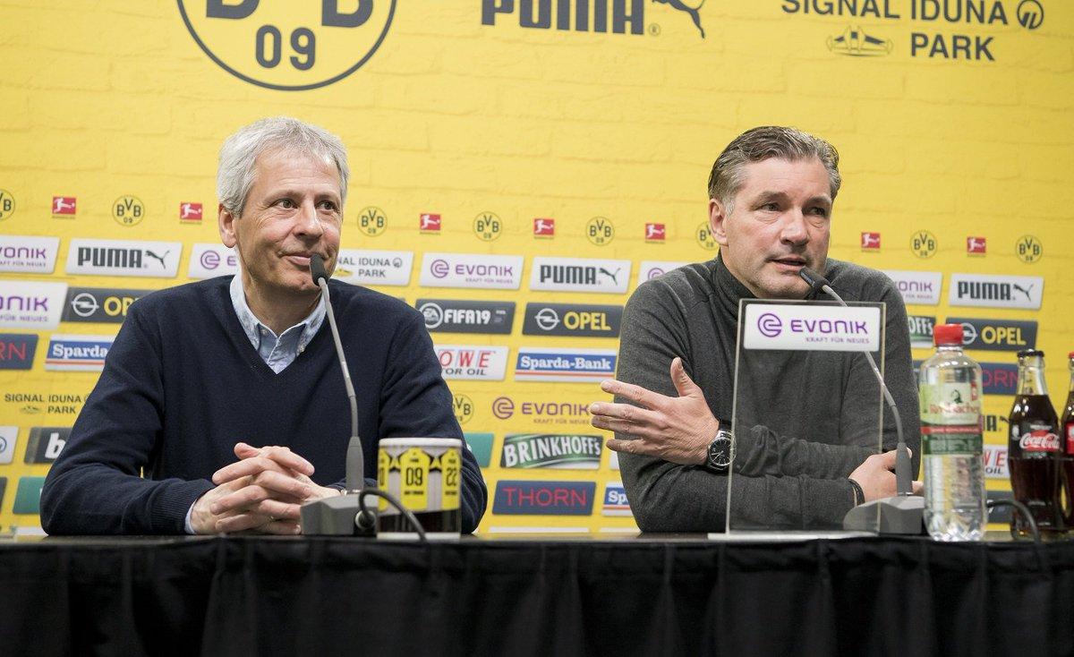🔔 Ab 13 Uhr auf BVB-TV, Facebook und Youtube: Die Pressekonferenz vor dem Auswärtsspiel beim @1_fc_nuernberg. #FCNBVB  📺 https://youtu.be/hJIow6S0Zo4