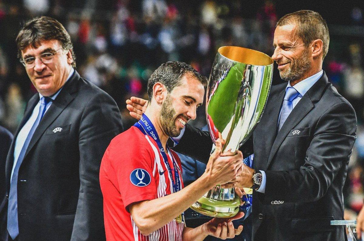 🎉 Happy 33rd Birthday, @diegogodin!  🏟 491 Games 🇺🇾 124 Caps ⚽ 37 Goals 🎯 24 Assists  1 🏆🇪🇸 La Liga 1 🏆🇪🇸 Copa del Rey 1 🏆🇪🇸 Supercopa de Espana  3 🏆🇪🇺 UEFA Super Cup 2 🏆🇪🇺 Europa League  1 🏆🌎 Copa America  💪 Rock at the back.