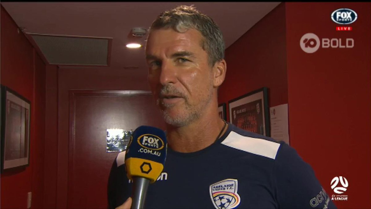 'The big goal for the season is to reach the final'  Marco Kurz #ADLvWSW
