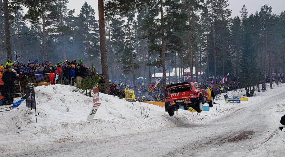 WRC: 67º Rallye Sweden [14-17 Febrero] - Página 7 Dzg8eEMX4AAErWb