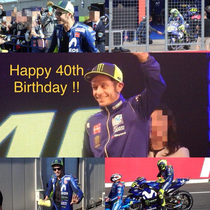 Happy Birthday Doctor Valentino Rossi The Super Star