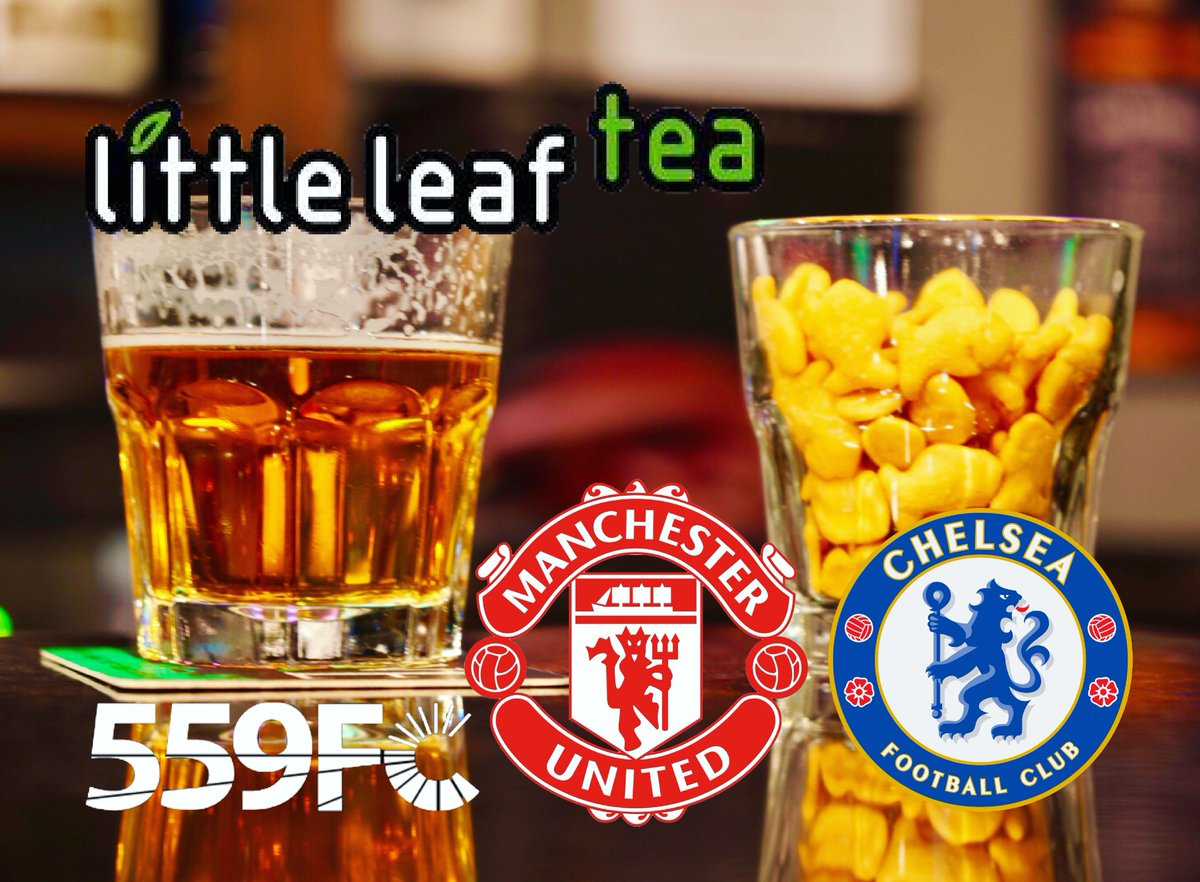 Our FA Cup match is this Monday! @centralvalleyblues will be hosting us at little leaf tea at 6011 N. Palm ave. This is a Monday match and kickoff will be at 11:30. Hope you guys can make it out. #mufc #manchesterunited #premierleague #littletealeaf #559fc