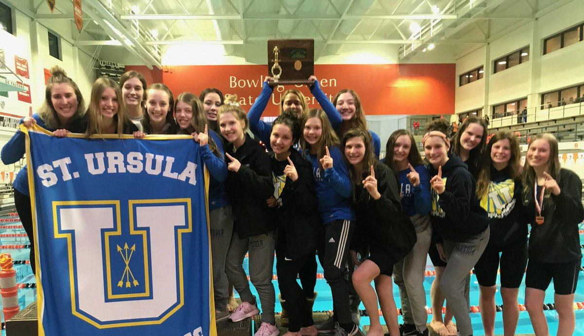 2019 OHSAA District Champions! Aqua Arrows!<br>http://pic.twitter.com/A9bQOqROZh