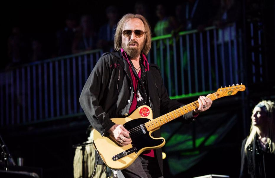 "Hear previously unreleased Tom Petty song ""For Real"" https://rol.st/2EbIdBb"