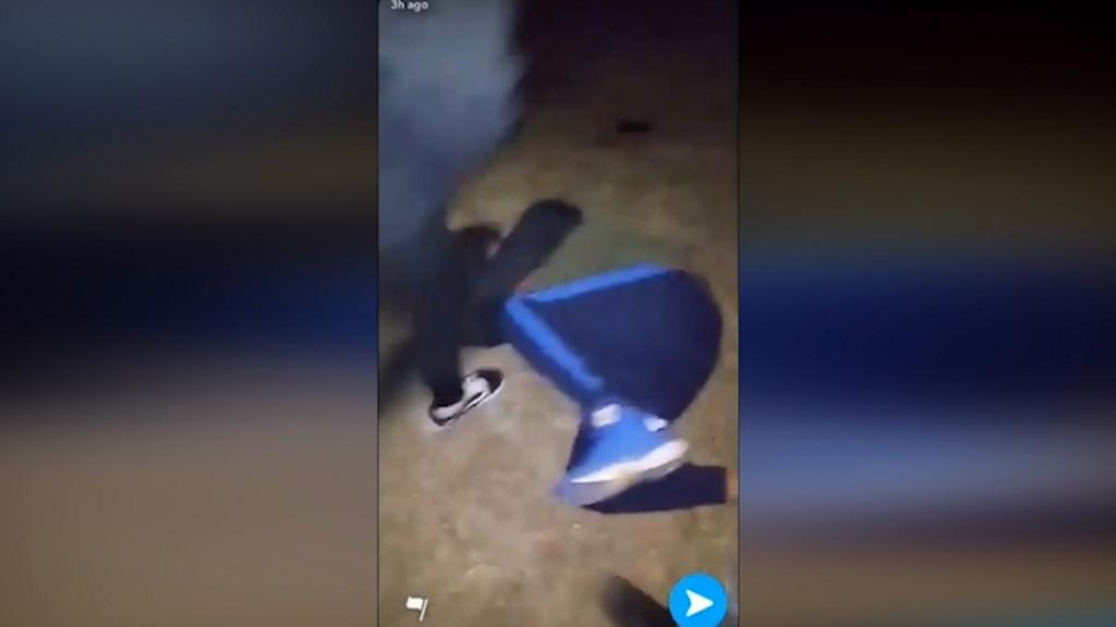 Video: Five teens charged in assault of 13-year-old recorded on Snapchat https://t.co/js2hKdCASN