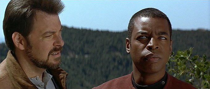 Happy Birthday to LeVar Burton who\s now 62 years old. Do you remember this movie? 5 min to answer!