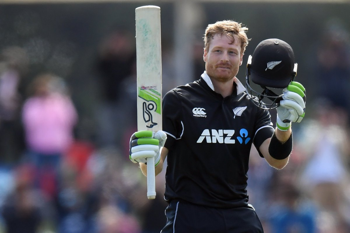 Bowlers, @Martyguptill star in New Zealand's series-clinching win!  The hosts chase down Bangladesh's 226 by eight wickets in the second ODI at the Hagley Oval.  #NZvBAN REPORT 🔽  https://t.co/Uz6NRa0Rn8