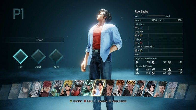 Game Informer's photo on Jump Force