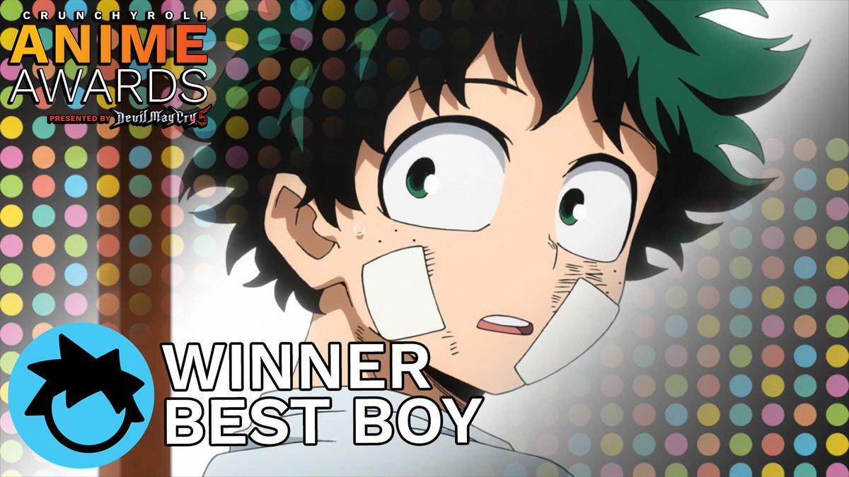 Crunchyroll @ #AnimeAwards! ✨'s photo on #AnimeAwards