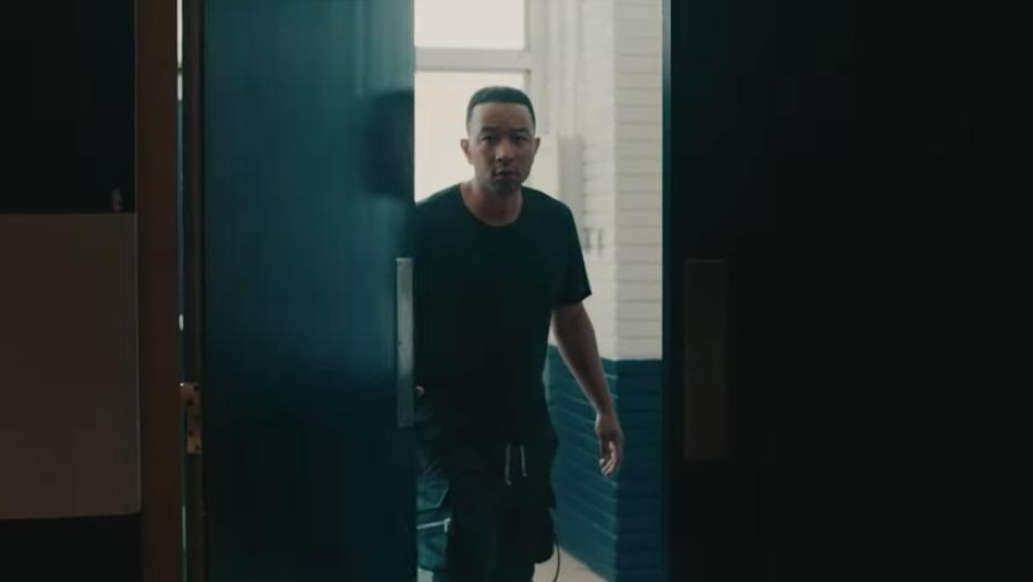 "See John Legend's harrowing video for his new song ""Preach"" https://rol.st/2EbKVXn"