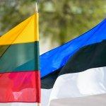 Image for the Tweet beginning: Nuoširdūs sveikinimai iš Estijos visai