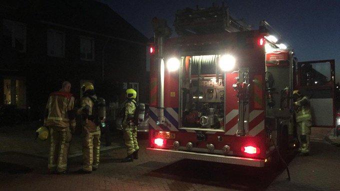 Klein brandje in woning Naaldwijk. https://t.co/Ch1LRYBXtk