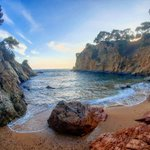 Image for the Tweet beginning: Cala Corbs, a Palamós. #calacorbs