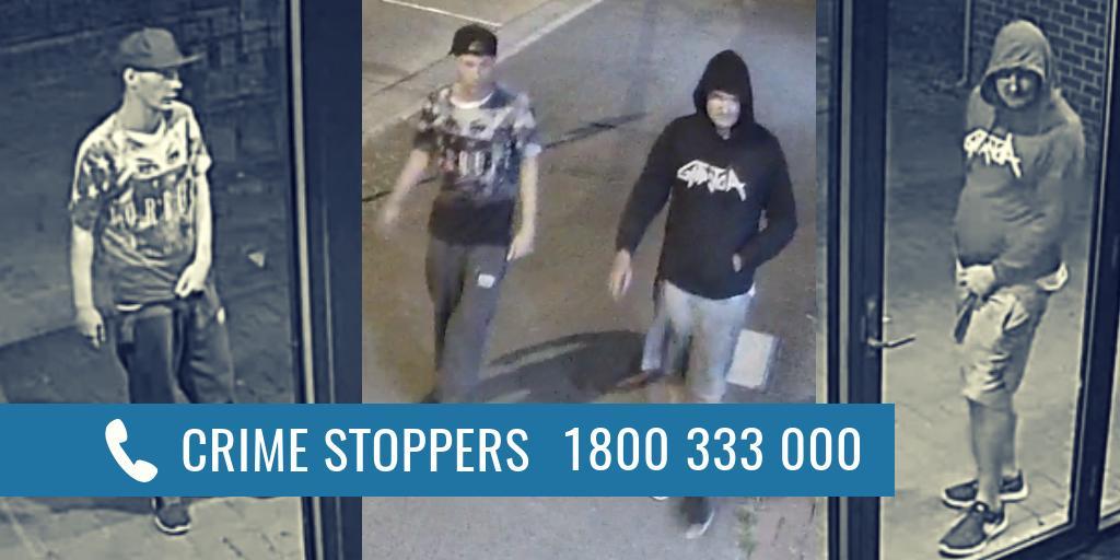 Investigators from the Ballarat Divisional Response Unit are investigating a series of burglaries in Ballarat. →  https://t.co/d6SAIPPjB5