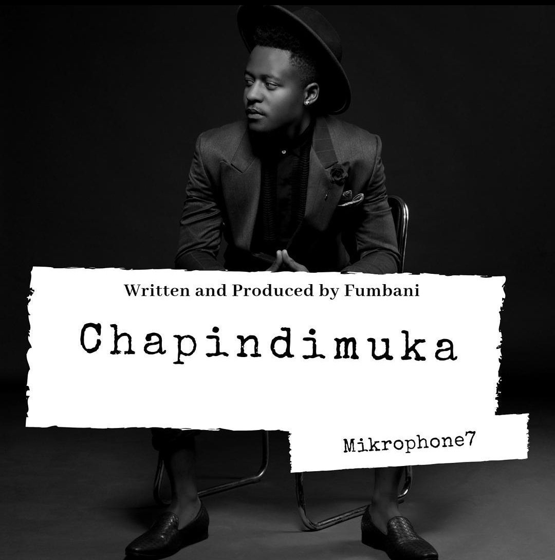 "New @Mikrophone7 - "" Chapindimuka"" written and Produced by @Fjayrnb (Fumbani) Coming Soon!"