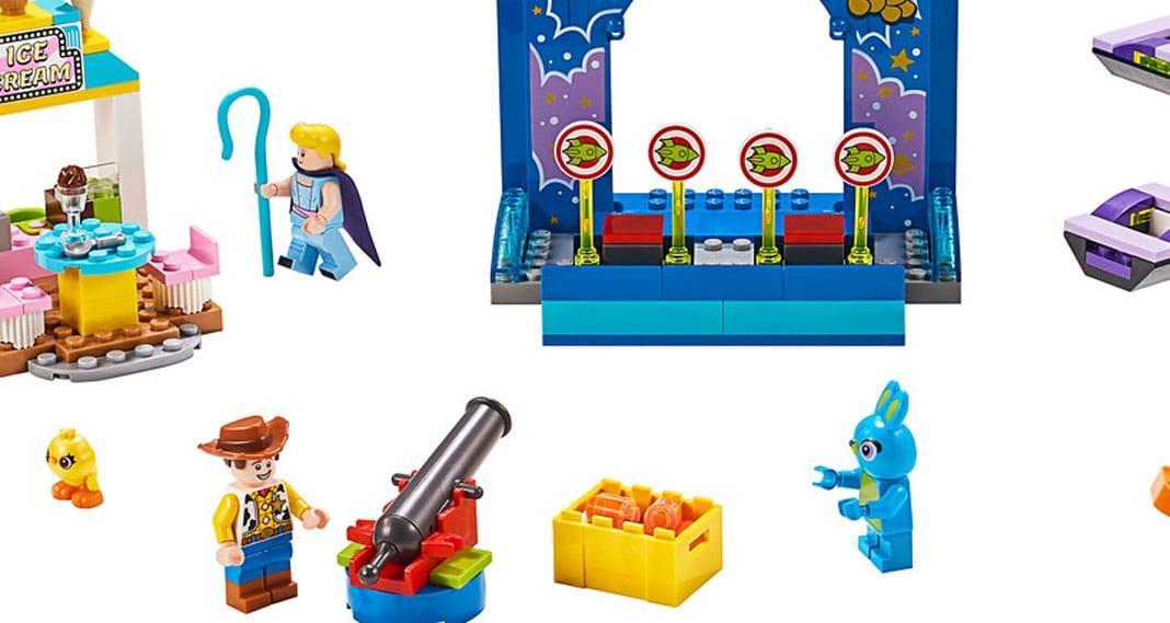 Promobricks On Twitter Lego 10770 Toy Story 4 Buzz Woody S