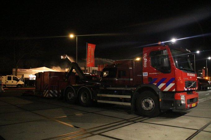 Nachtelijke Grip 1 uitruk voor brandweer De Lier https://t.co/a8lqHjrRgm https://t.co/Qel6Kdcqh1