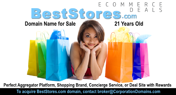 BestStores·com #aged #category #DomainName for sale. 21 yrs old. Great #domain for aggregator #platform or #review #websites for #best #stores #online & offline #deals #concierge #ecommerce #marketing #business #shopping #store #retailers #startup #pricecomparison #Domains