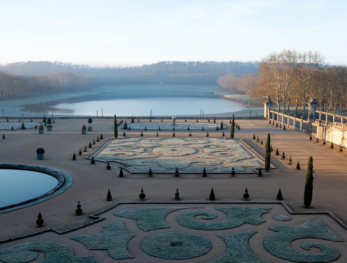 Chateau De Versailles On Twitter Les Jardins De Versailles Au
