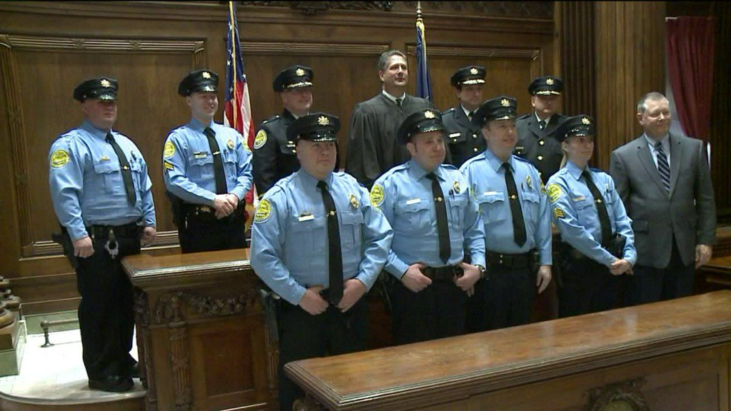 Wilkes University Swears in its First Police Officers https://t.co/NWzLOSpNWK