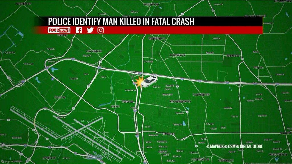 Man killed in north St. Louis County crash identified https://t.co/jKQP5l8xVb