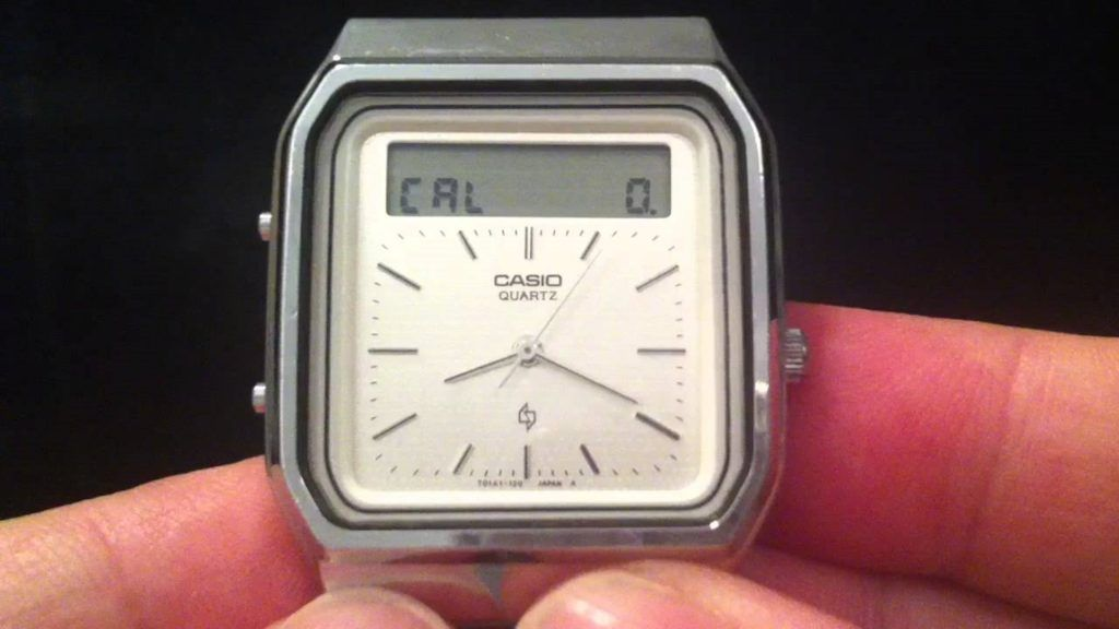 Comment Casio a-t-il pu créer une montre tactile en 1984 ? https://t.co/jvM0bkCJQS