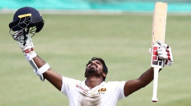 Perera's 153 hands SL one-wicket win