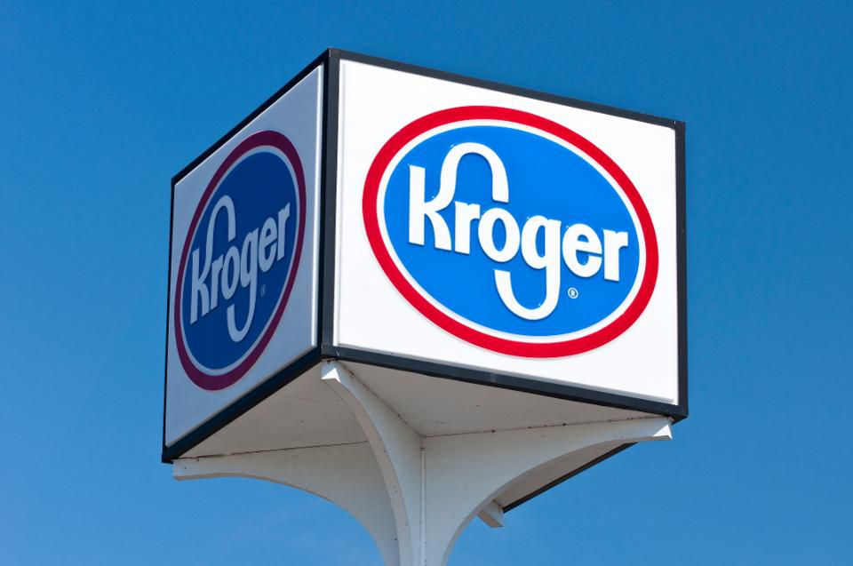 Retailers should pay extra attention to Kroger's shelf labeling plans with Microsoft http://on.forbes.com/6017ErpXF