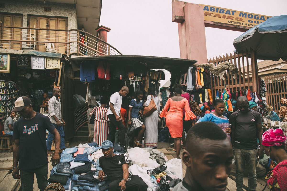 What it's like to return home to Lagos, a chaotic, confident metropolis of flavour and family.  https://t.co/vKAUPZ6XCx