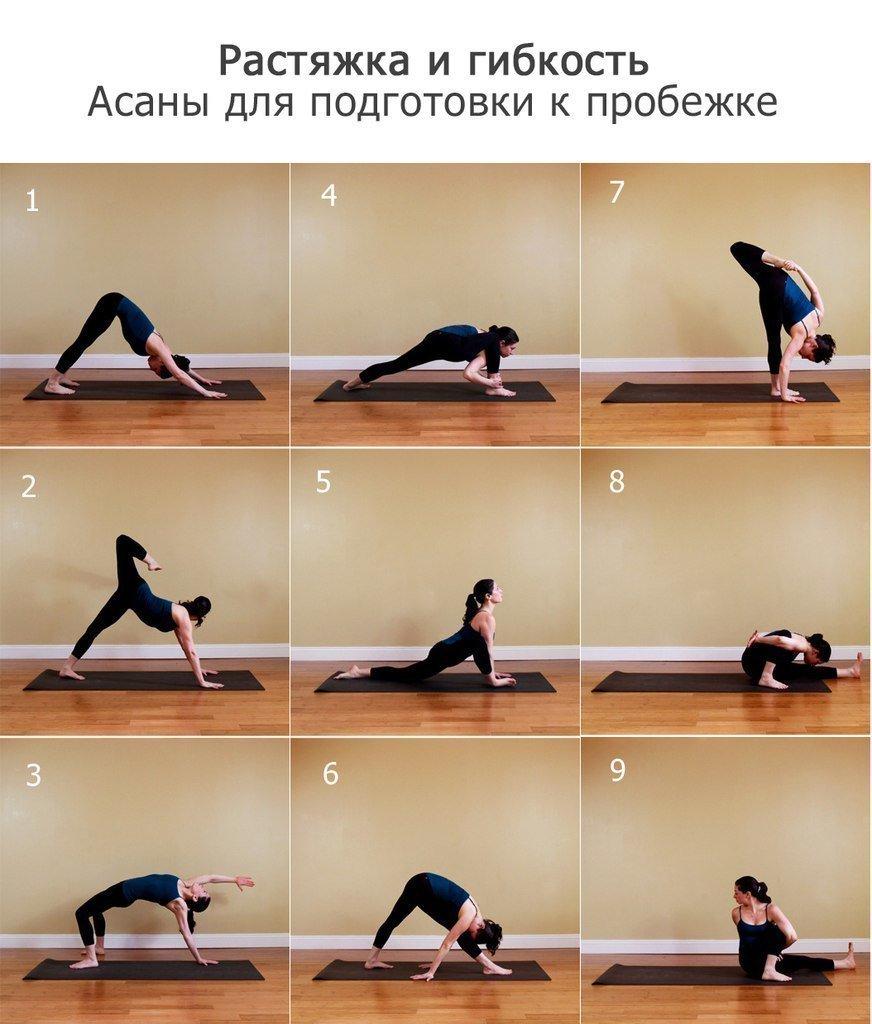 Йога Растяжка Для Похудения.