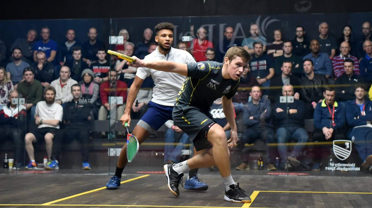 test Twitter Media - .@LobSquash on 🔥 at the @NationalsSquash 🇬🇧  He's the first Scot since 2007 to reach the semi-finals - full story ⬇️  https://t.co/19Pt7MYYQ6 #Nationals2019 https://t.co/Uf8cgRu3xK