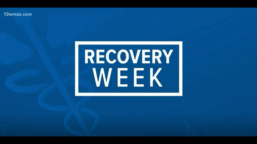 RECOVERY WEEK | Stories of mental health and addiction in Central Georgia https://t.co/G262cFioJS