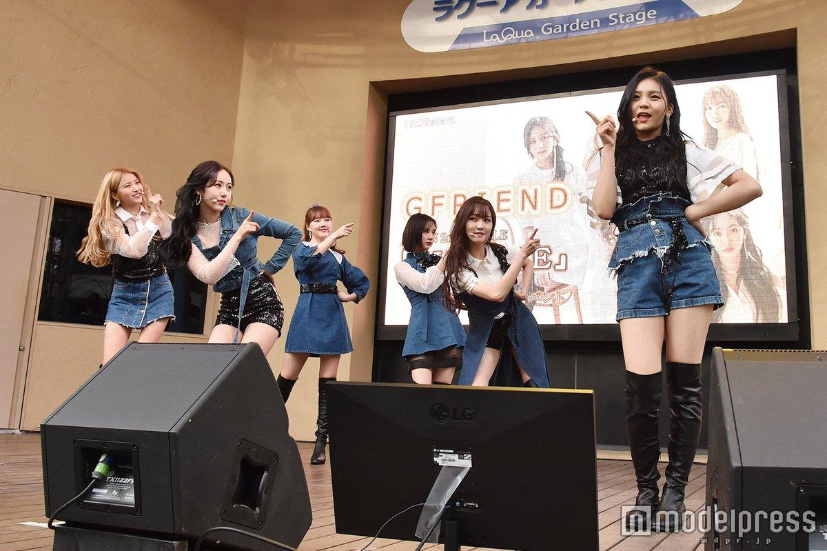 【写真55枚💕 #GFRIEND】、JAPAN 2nd SINGLE「SUNRISE」発売記念フリーライブを開催✨ファン2000人が熱狂😍  @GFRDofficialJP  #ヨジャチング   ソロカット多数フォトギャラリー🔻https://t.co/caAKs0jYoc
