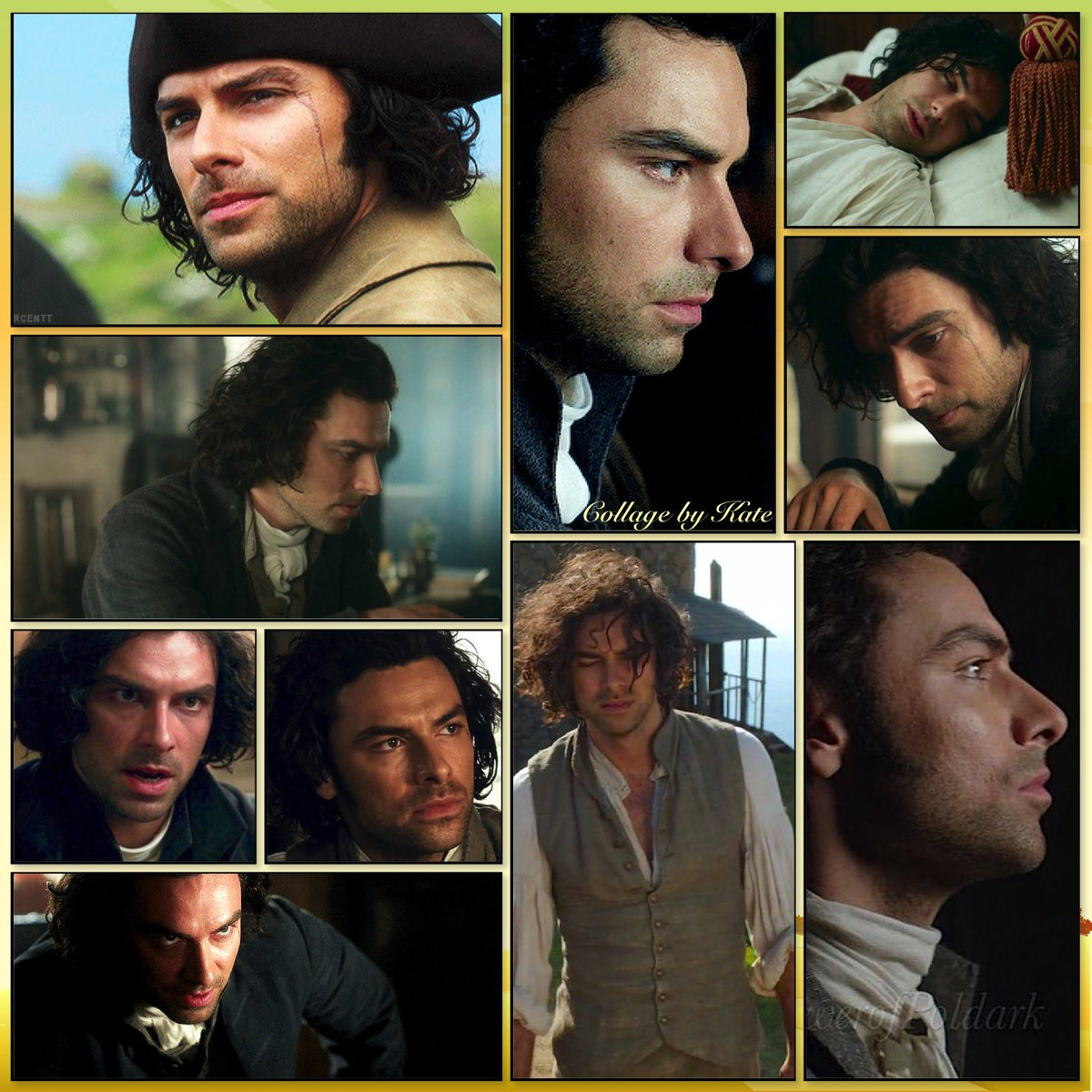Happy #StubbleSaturday #AidanCrew #AidanTurner #Poldark  I wish you all a wonderful weekend. It feels like spring is already here! Enjoy!<br>http://pic.twitter.com/k496ckARsv