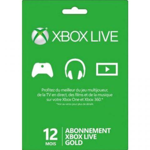 [Bon Plan] 12 mois d'abonnement Xbox Live Gold 35,99 euros ! https://t.co/b8T8LUGWBa
