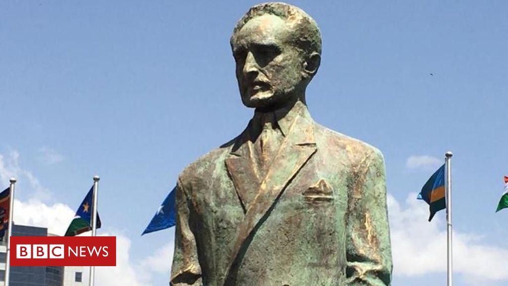 Haile Selassie, imperador que virou 'deus' rastafari ganha estátua na Etiópia https://t.co/K5VYmTvlFj