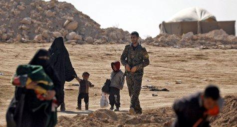 Le forze curdo-siriane sostenute dagli Usa avrebbero preso il controllo stamani di Baghuz, l'ultima roccaforte dell'Isis, nella #Siria sud-orientale. Lo riferisce l'Osservatorio siriano per i diritti umani →  https://t.co/aJ7kDTR4Ct