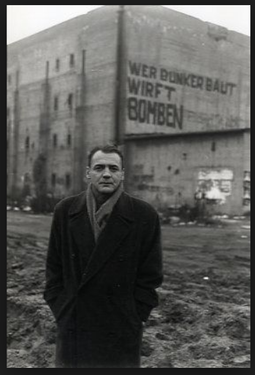 Rest in power, Bruno Ganz