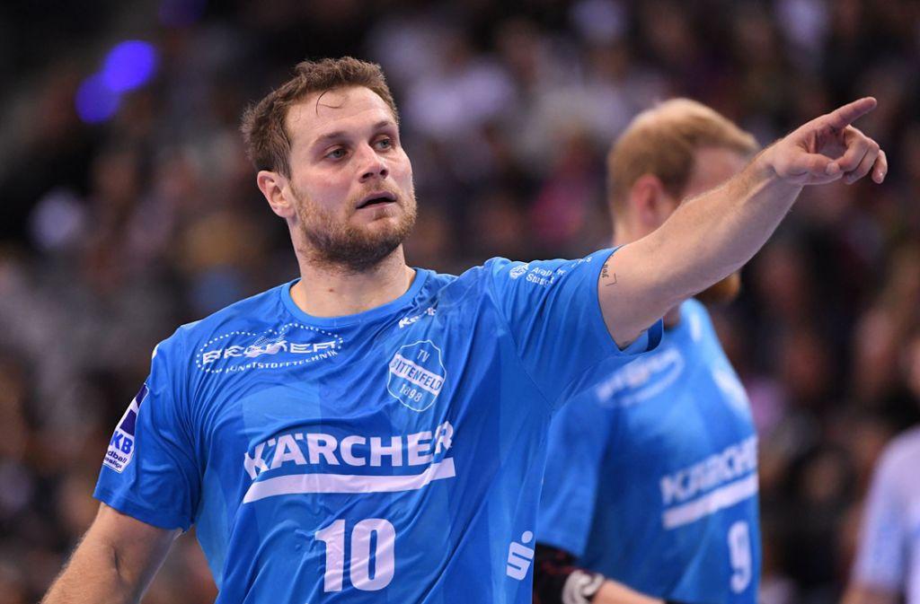 Handball-Bundesliga: Handball-Weltmeister Kraus wechselt von Stuttgart nach Bietigheim https://t.co/JGWImQvVVu