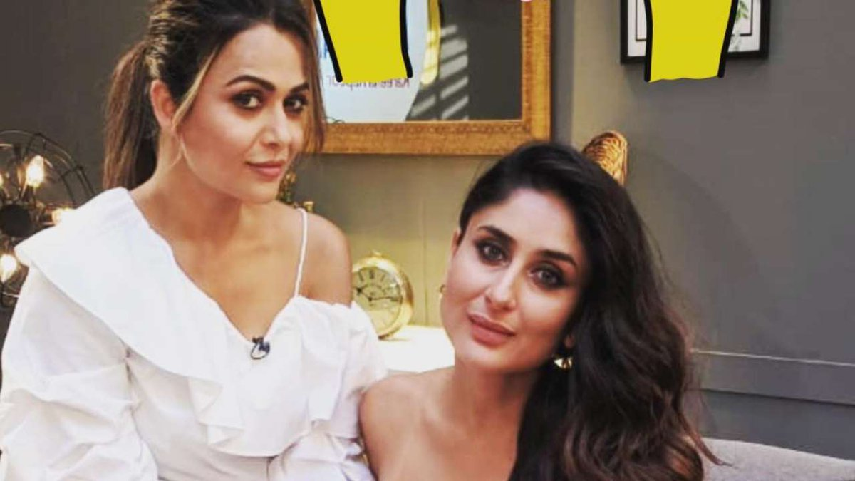 Watch: #KareenaKapoorKhan is killing it at the gym with her workout buddy Amrita Arora http://dnai.in/fWMc